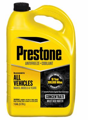 GAL Prestone Yellow Antifreeze