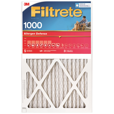 16X25X1 Red Air Filter