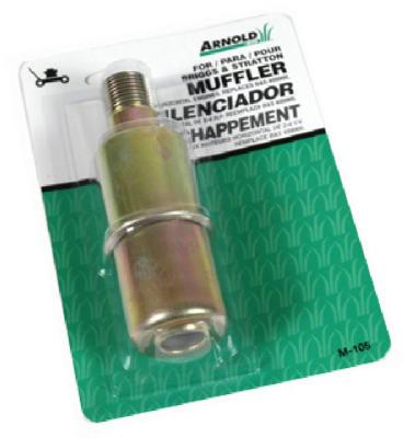 1/2 MWR Repl Muffler
