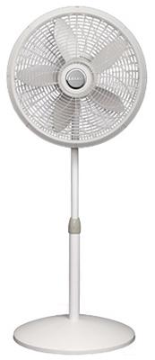 "18"" Oscillating Pedestal Fan"