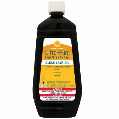 18OZ Ultra Clear Lamp Oil