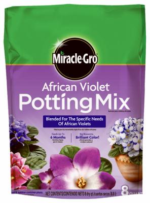 8QT MG African Violet Pot Mix
