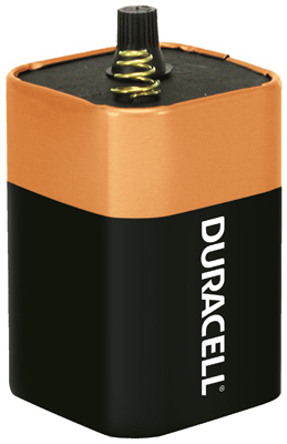 Duracell 6V Alk Spring Battery