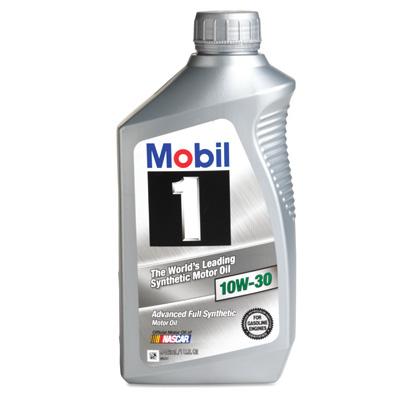 Shop Mobil 1 Qt 10w30 Synthetic Oil