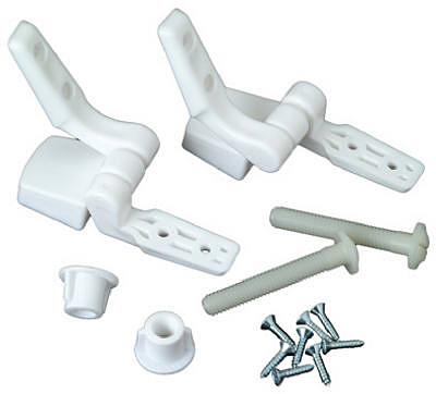 Bemis Toilet Seat Parts. MP White Toilet Seat Hinge Seats  Replacement Parts