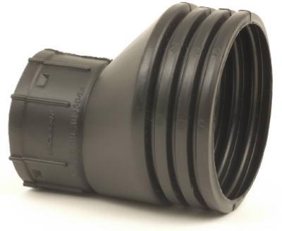 6x4 Poly Reducer flex drain