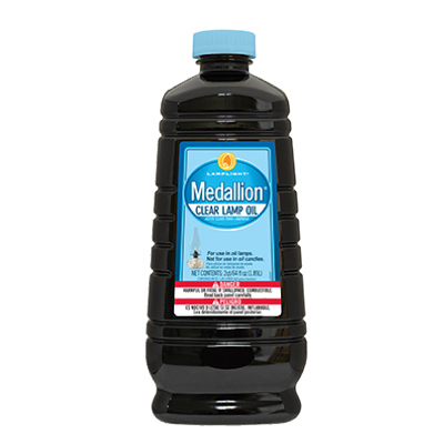64OZ Unscented Lamp Oil