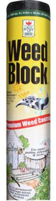 4'X100' Heavy Duty Weed Block