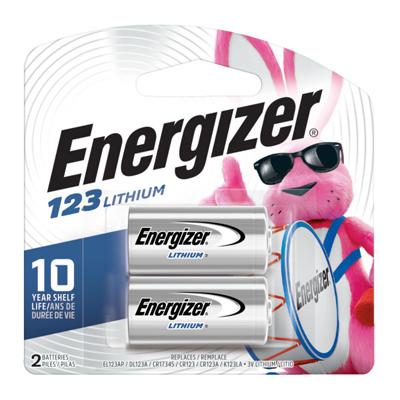 Energizer 2PK 3V Lithium Battery