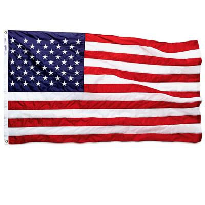 2-1/2x4 Nyl Repl Banner US Flag