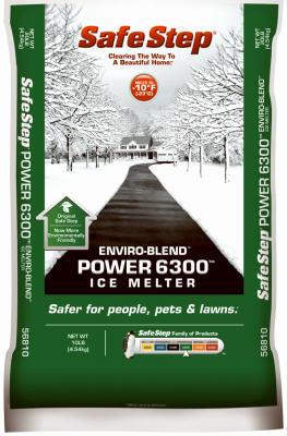 ICE MELT, SAFE 6300 10LB BAG