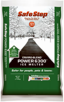 Ice Melt  25 Lb Safe Step Enviro