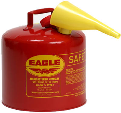 5-Gal. Safe Gas Can