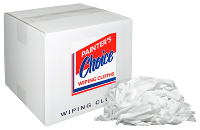 #5 Box WHT Bleach Rag