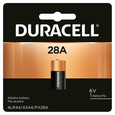Duracell 6V Alk Photo Battery