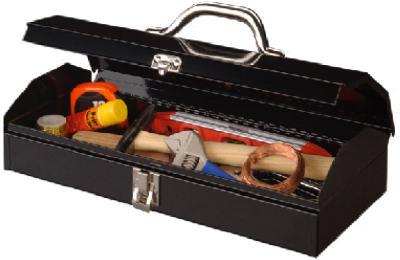 """SHB 15    15"""" STEEL Gadget Box"""