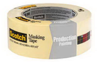 """Masking Tape, Production Painting, 1.88"""" x 60 yd."""