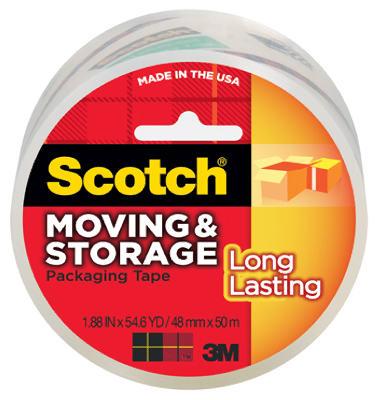 "Moving & Storage Tape, 1.88"" x 54.6 yd."