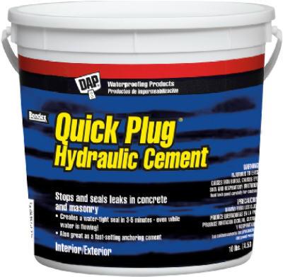 10LB Hydraulic Cement