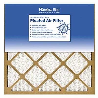 14x20x1Bas Pleat Filter