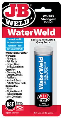 WaterWeld 2OZ Putty