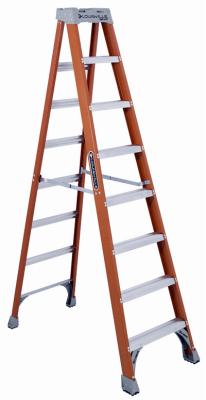 Ladder, Step  8' Fiberglass 300#