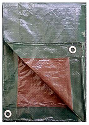 15'x30' GRN/BRN Tarp Cover