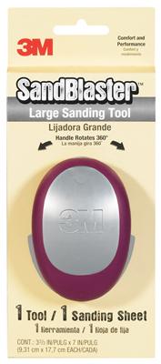 3.7x7.3 Flex Sand Tool