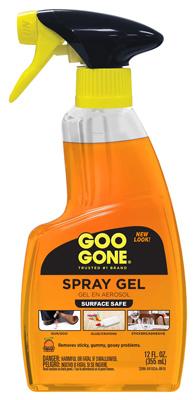 GGHS12 Goo Gone Spray Gel