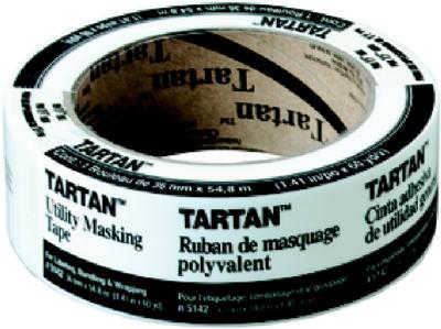 """1.41""""x55M Util Masking Tape"""