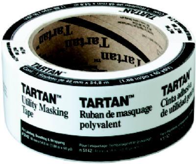 """1.88""""x55M Util Masking Tape"""