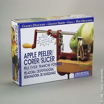 Progressive Apple Peeler