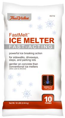 ICE MELT, FAST MELT 10LB
