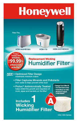Humidifier A Filter