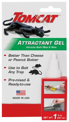 1oz Tomcat Mouse Attractant Gel