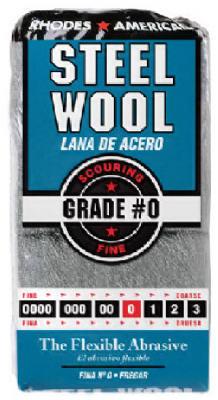 12PK #0 STL Wool Pad