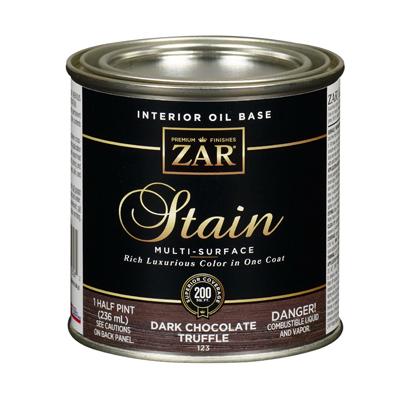1/2pt ZAR  Dark Choc Truff Stain
