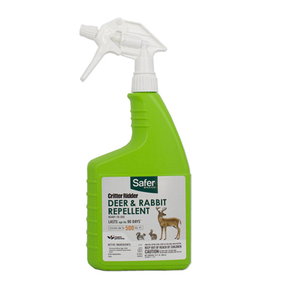 Safer 32OZ RTU Deer Off Spray