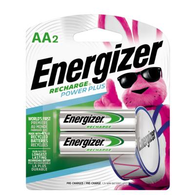 2PK AA Rechargeable Battery