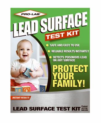 PRO LEAD SURFACE TEST KIT