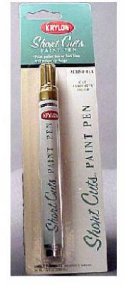 1/3OZ GLS WHT Paint Pen