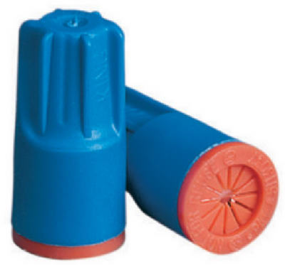 25PK 22-12 SILICONE WIRE NUT ORG