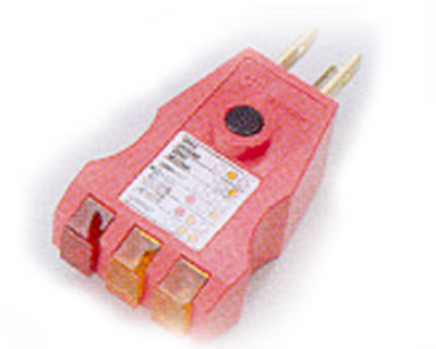 Ground Fault Outlet Tester
