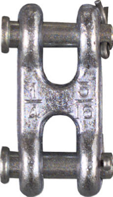 1/4&5/16DBL Clevis Link