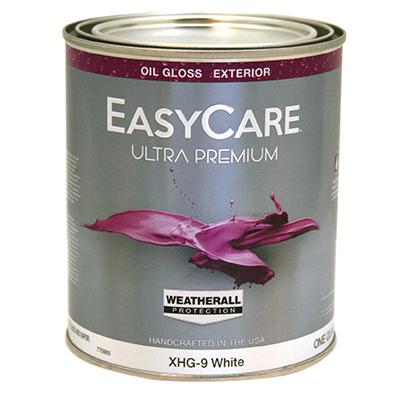 Cornell 39 s true value hardware wa qt white gloss paint - Weatherall ultra premium exterior paint ...