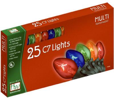 25-CT Multi Ceramic Light Set