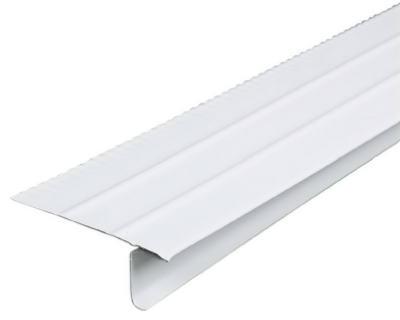 ROOF EDGING WHITE