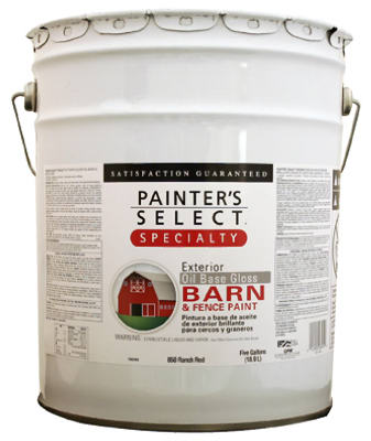 Paint Barn Oil Red Gloss 5 Gal
