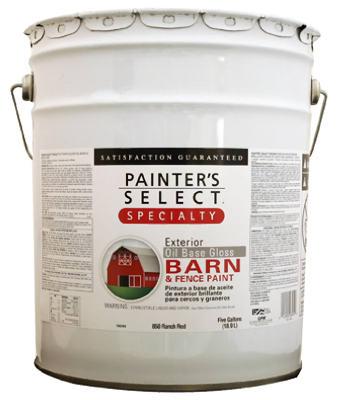 Paint Barn Oil White Glos 5 Gal