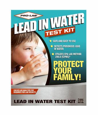 Pro Lead In Water Kit